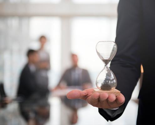 coaching gestión del tiempo